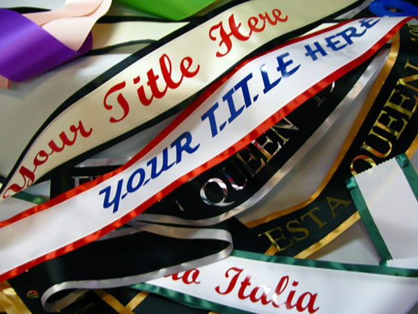 AO B Sash 600x450 - $26 Lettered Economy All Occasion Sash With Satin Border