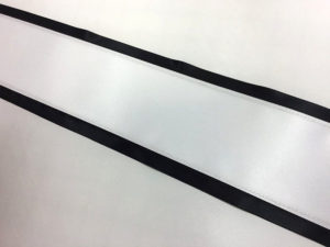 Blank Economy All Occasion Sash W Border 300x225 - $17 Blank Economy All Occasion Sash with Satin Border