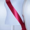 IMG 4877 100x100 - $17 Blank Economy All Occasion Sash with Satin Border